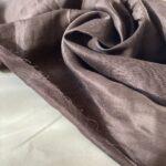Льняная Ткань купить поставщик тканей Французский лен итальянский для рубашки Льняная Ткань для рубашки шоколад 120 gsm linen fabrics