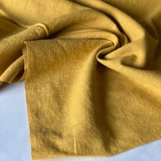 Ткань крапива купить москва вареная крапива наличие крапива экоткань рами ramie поставщик Ткань из крапивы ramie желтая
