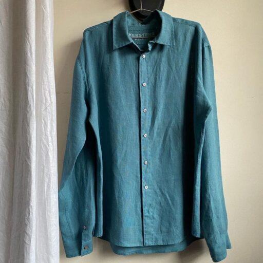 Рубашка из конопли купить Рубашка из крапивы купить экоодежда из крапивы Конопляная рубашка производитель Мужская футболка Конопляная