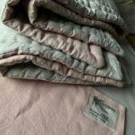 Конопляное одеяло купить производство Россия купить ткани из конопли постельное белье пенька hemp fabrics Фото товара Конопляное одеяло