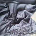 ткань из крапивы Батист купить серый nettle fabrics
