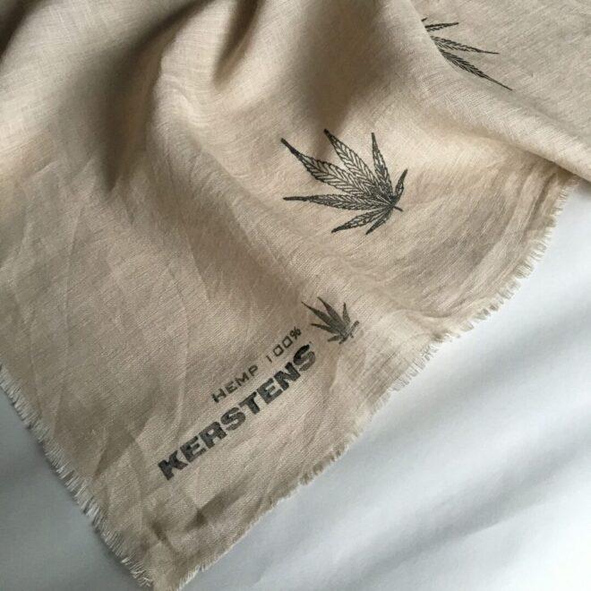 Конопляный шарф Конопляная одежда купить москва