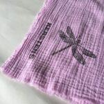 Платок из муслина купить ткань