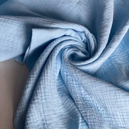 Купить Муслин двуслойный Муслин Хлопок 100% Ткань Плательная ткань