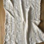 Банное полотенце из льна и хлопка Полотенце Ткань Лен Хлопок
