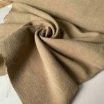Ткань из крапивы купить экоткань с хлопком костюмная Крапива китайская рами Ткань из крапивы с хлопком костюмная