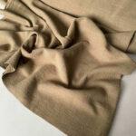 Ткань из крапивы купить экоткань с хлопком костюмная Крапива китайская рами