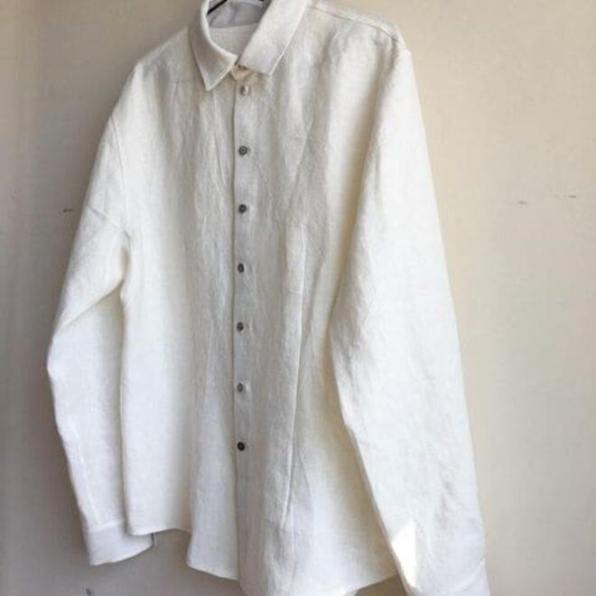 рубашка из конопли мужская