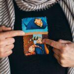 картина алексея кирьянова черная футболка льняной платок kerstens store eco-friendly