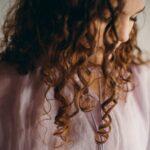 Батистовая рубашка из крапивы Лаванда Девушка фото