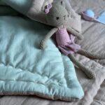 купить одеяло для ребенка из конопли