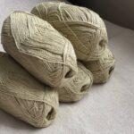 Пряжа для вязания крючком и спицами