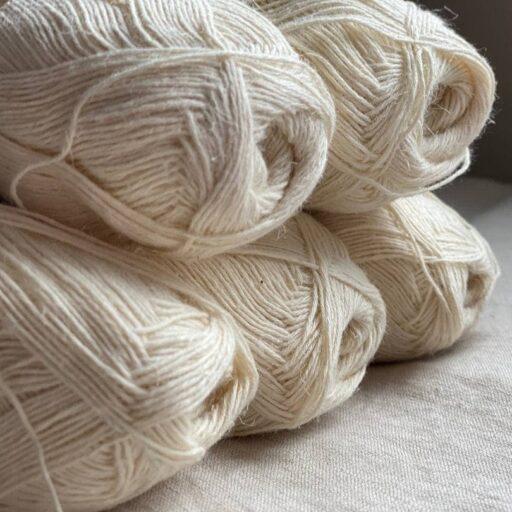Натуральная пряжа для вязания