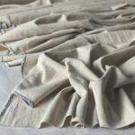 крапивная ткань