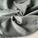 конопляная джинсовая ткань