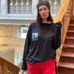 конопляная туника футболка ольга керстенс выставка