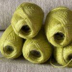 пряжа для вязания детской одежды