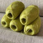 натуральная пряжа для вязания спицами