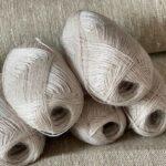 тонкая пряжа для вязания