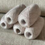 Пряжа для вязания кофты