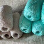 пряжа для вязания летней одежды