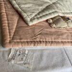 детское одеяло с конопляным наполнителем