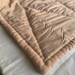 нежное детское одеяло