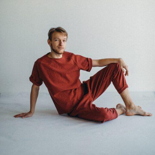 мужской костюм из льна в москве
