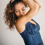 джинсовый сарафан женский
