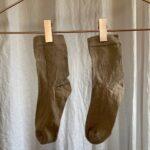 телесные носки