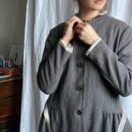 пальто из крапивы