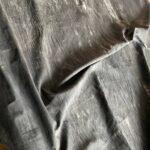 темно-серая ткань для джинсов