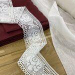широкое кружево для шитья