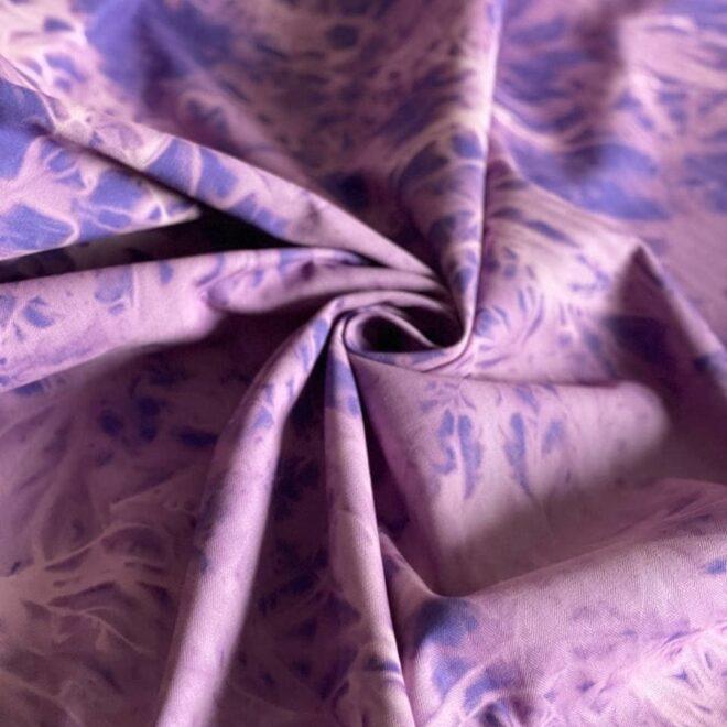 джинсовая ткань розовая