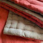 одеяло из конопли стеганое