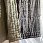 одеяло home style лен