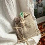 рюкзак из муслина