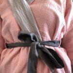 муслиновый халат