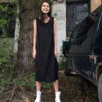 платье из конопли москва