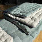 конопляное одеяло kerstens store