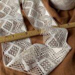 льняные ткани кружево