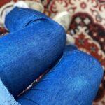 конопляные джинсы