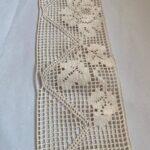 плетение из льна