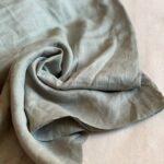 ткань льняное полотно