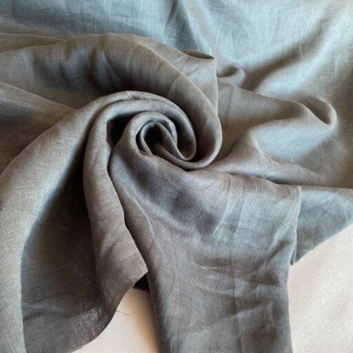 льняная ткань для брюк