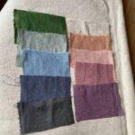 льняные ткани linen