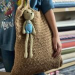 мишка с сумкой