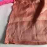 льняная ткань цвета меди