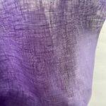 сиреневая ткань