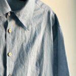 рубашка изо льна мужская